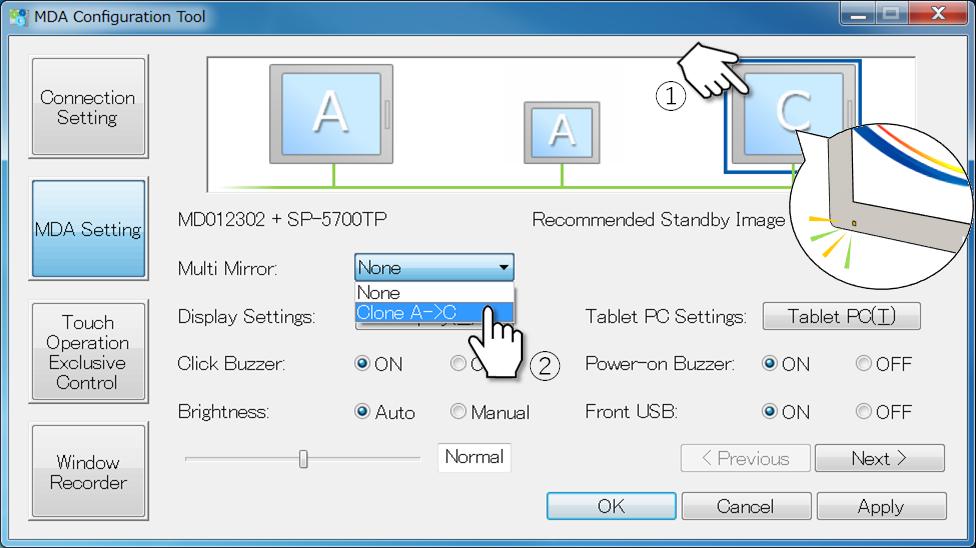Multi Display Adapter Utilities How to install